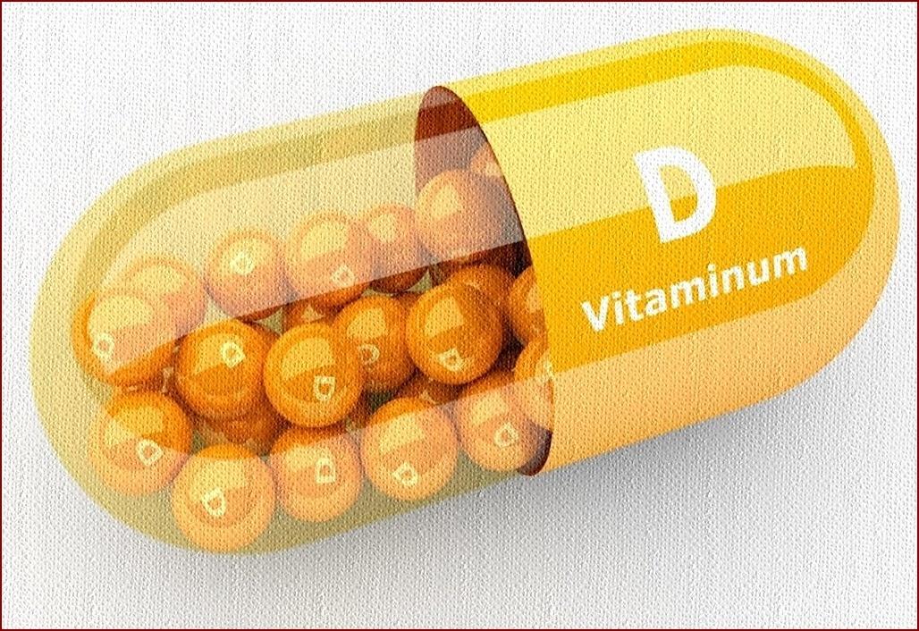 Витамин Д в период пандемии короновируса