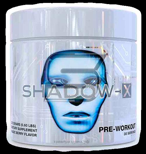 Предтреник Shadow-X Cobra Labs