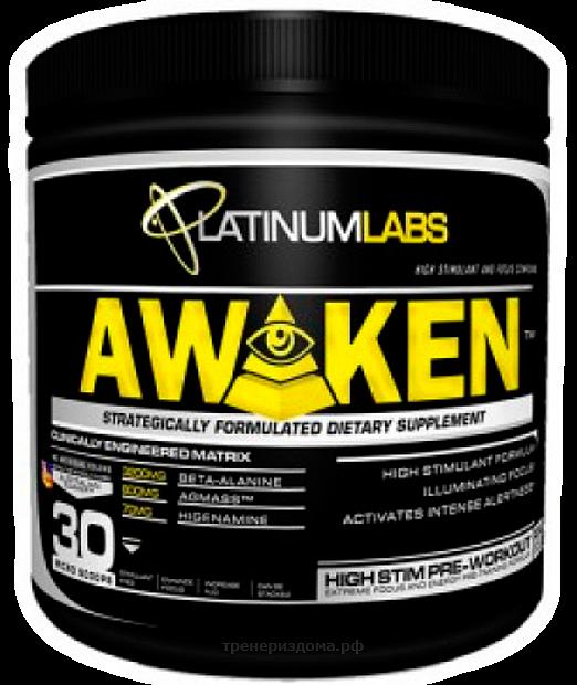 Предтреник Awaken Platinum Labs