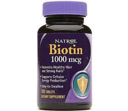 Biotin Natrol