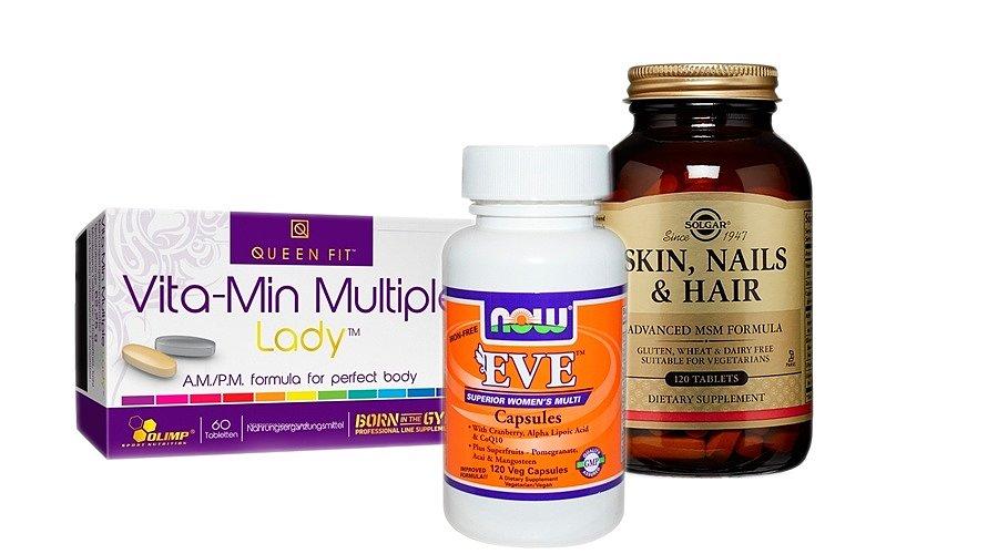 купить витамины для женщин