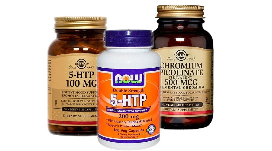 5-HTP для снижения аппетита
